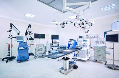 醫療及教育機構